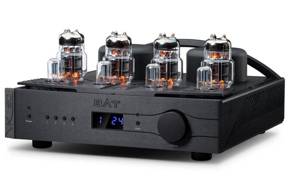Ламповый интегральник BAT VK-80i: автоматическое смещение и защита без предохранителей