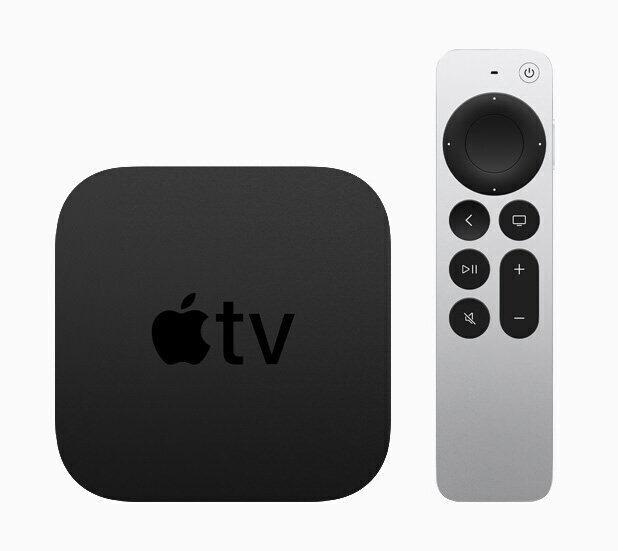 Ошибка в Apple TV: иногда 4K обозначается как HD