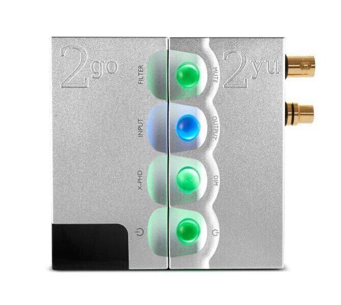 Цифровой интерфейс Chord Electronics 2yu появился на рынке