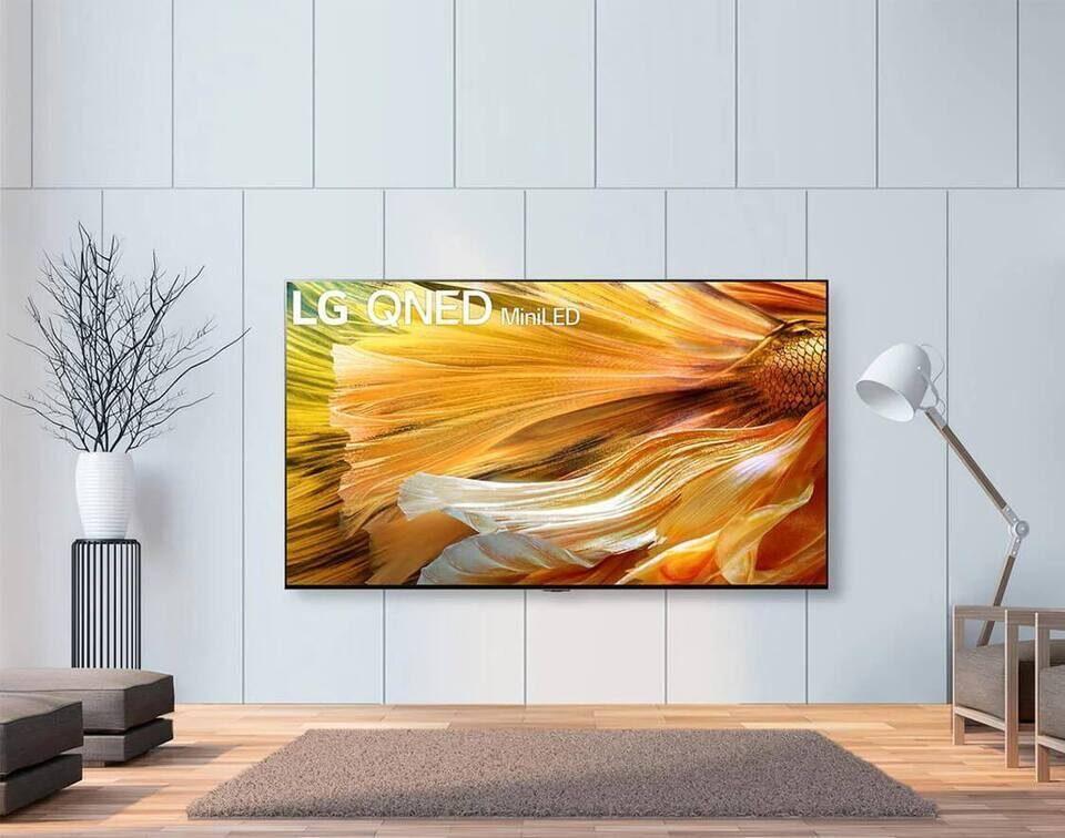 Телевизоры LG QNED Mini сертифицированы WiSA