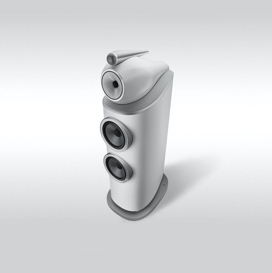 Bowers & Wilkins анонсировала четвертое поколение акустики 800 Diamond