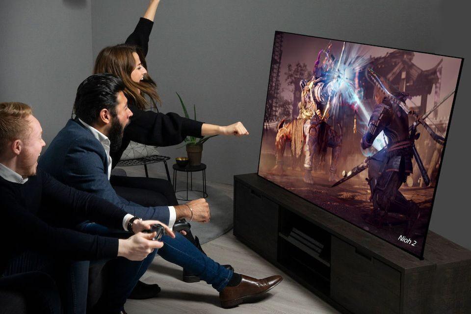 Избранные модели телевизоров Sony 2021 года получат специальные функции для улучшенной работы с PlayStation 5