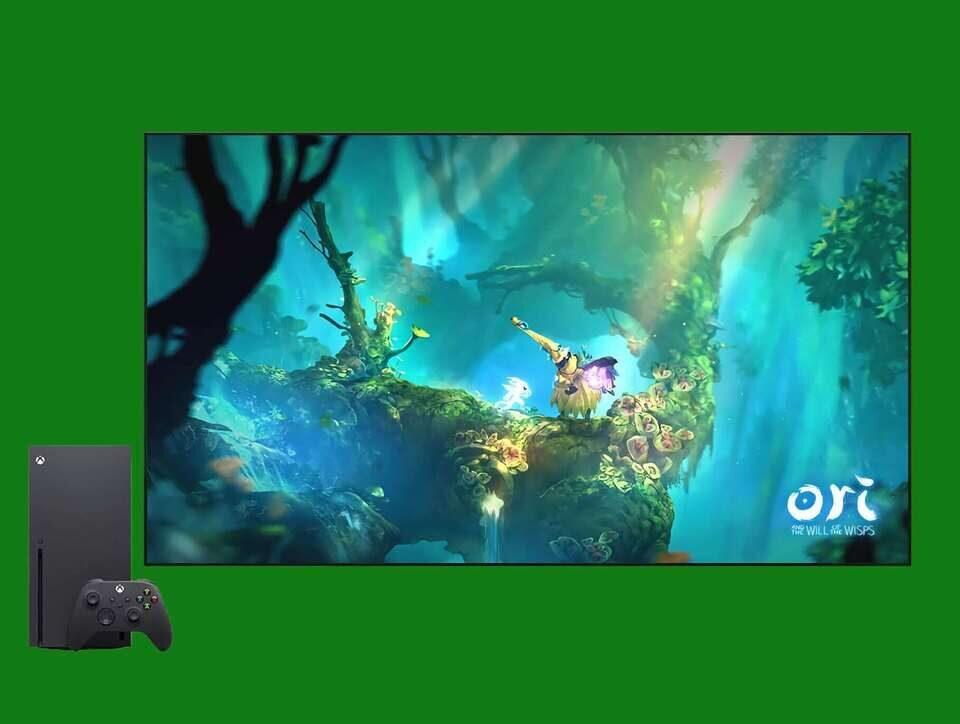 Игры в Dolby Vision начали работать на Xbox Series X и Series S