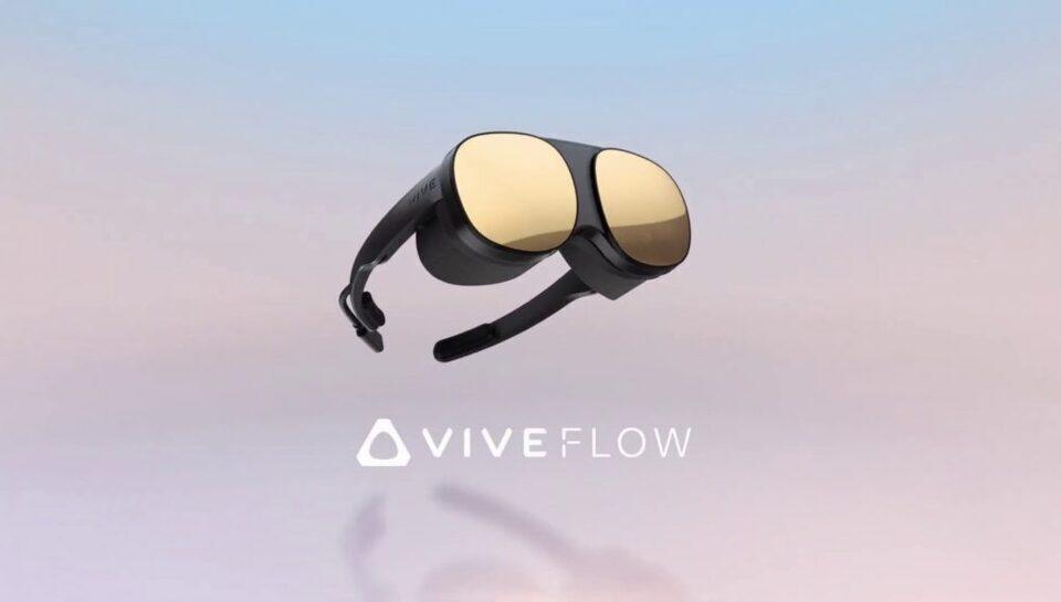 На презентации 14 октября HTC покажет VR-шлем Vive Flow