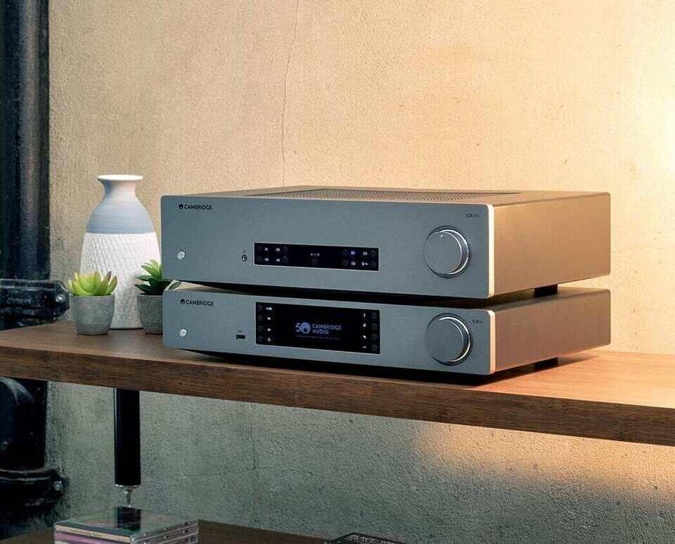 Cambridge Audio снизила цены на весь модельный ряд почти на треть