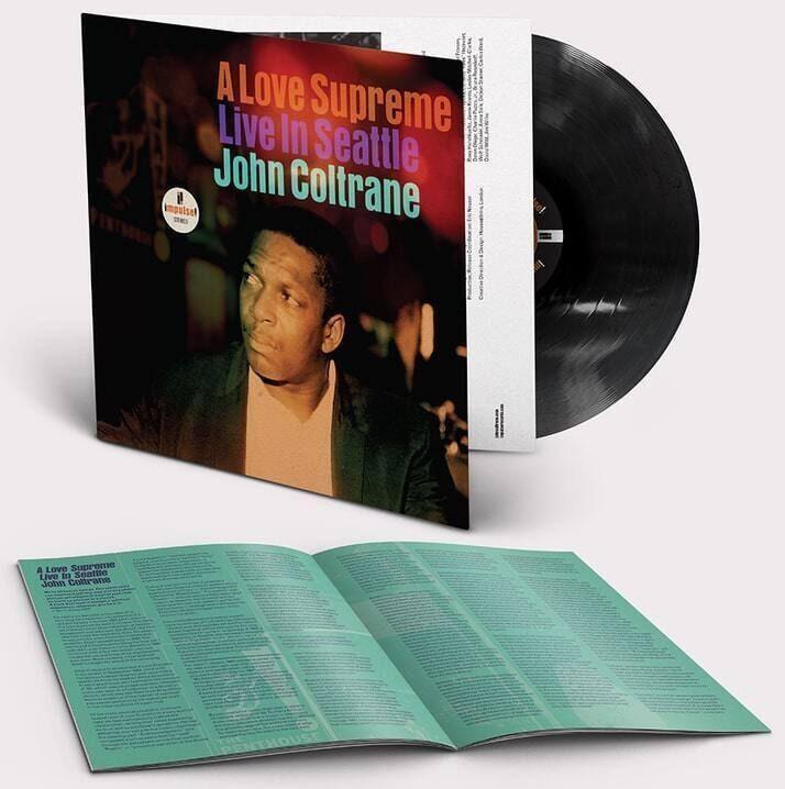 Концерт Джона Колтрейна «A Love Supreme» впервые выйдет на виниле и CD