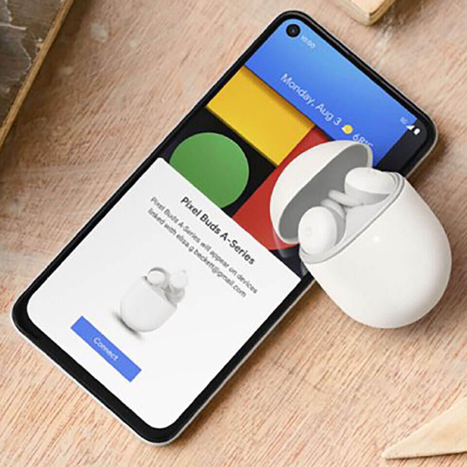 Наушники Google Pixel Buds серии A ненадолго появились в Твиттере