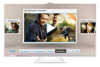 Видеосервис Play появился на телевизорах Panasonic Smart VIERA