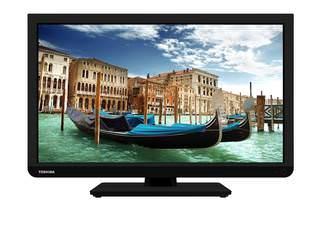 В продажу поступили бюджетные телевизоры Toshiba L1