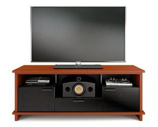 BDI Braden 8828 устоит под 79-килограммовым телевизором