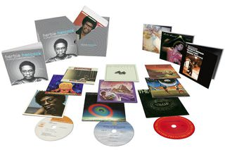Herbie Hancock - The Complete Columbia Album Collection 1972-1988