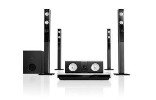 Philips SoundStage: два в одном — акустика и подставка под телевизор