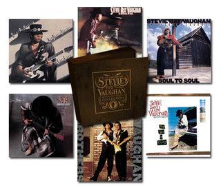Analogue Production выпустит бокс из шести альбомов Stevie Ray Vaughan