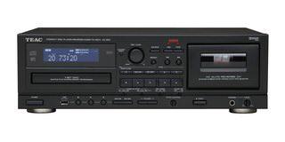 Teac AD-800: пока еще есть кассеты