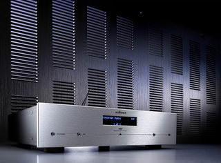 Audionet DNP: загрузить и предусилить