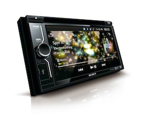 Sony XAV-602BT: cмартфон и автомобильная аудиосистема объединяются