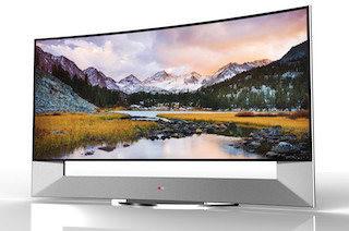 Ultra HD, вогнутый, 21:9, 105-дюймов — новый тренд на CES 2014