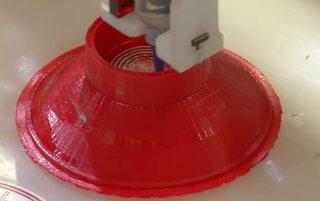 На 3D-принтере распечатали акустическую систему