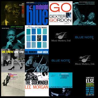 Переиздание джазовых культовых альбомов Blue Note на виниле