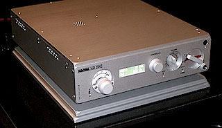 Nagra HD DAC: цифра в традиционном стиле