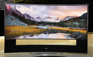 LG на CES 2014 показала полную линейку ЖК Ultra HD-телевизоров