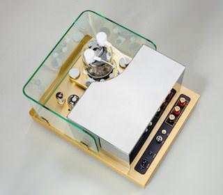 Однотактный усилитель Wavac HE-833 v.2 — 150 ламповых ватт на канал