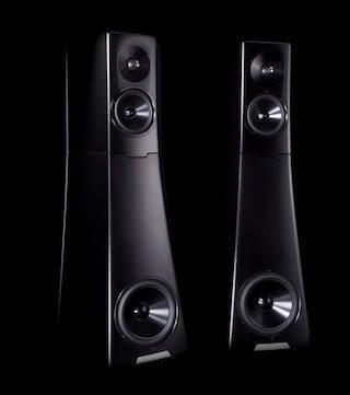Акустика YG Acoustics Hailey: точёные алюминиевые мембраны