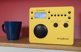 Tivoli Audio SongBook: радио, которое всегда с тобой