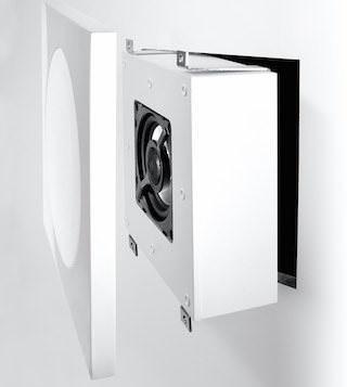 Canton представила белую инсталляционную акустику Atelier