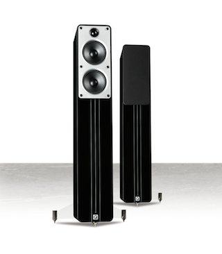 Q Acoustics Concept 40: флагман на вырост