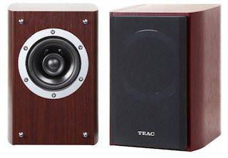 Акустика TEAC LS-301 создана для звука высокого разрешения