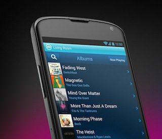 Системами Sonos теперь можно управлять из приложения Google Play Music