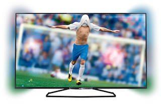 Android пришел в телевизоры Philips