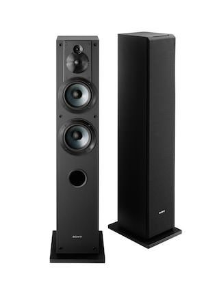 Sony Core Series: недорогая акустика для домашнего кинотеатра