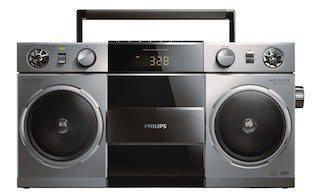 Philips OS685: бюджетный бумбокс с поддержкой MP3