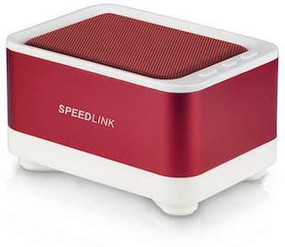 Шесть разноцветных Bluetooth-колонок от Speedlink