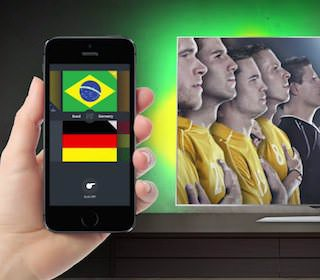 Philips Ambilight TV: как посмотреть ЧМ-2014 с интерактивом