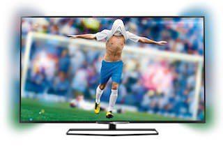 В России начались продажи телевизоров Philips 4000 и 6000 серий