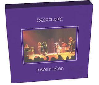 Universal выпустит девять пластинок Deep Purple с концертами в Японии