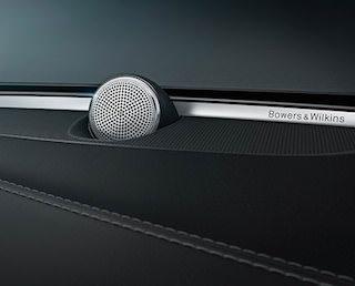 В новом Volvo XC90 установят аудиосистему Bowers & Wilkins