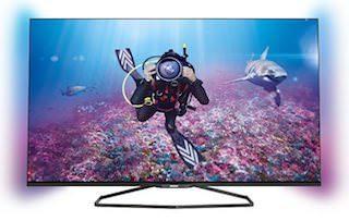 Philips начала продажи 7000-й серии Full HD- и Ultra HD-телевизоров