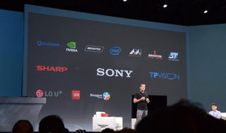 Sony, Sharp и Philips выпустят телевизоры на ОС Android в 2015