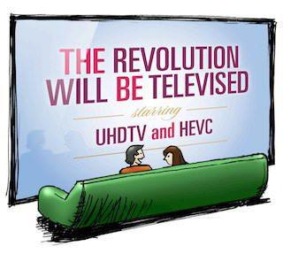 DVB Project расширила стандарты цифрового вещания, добавив требования к 4К-телевидению