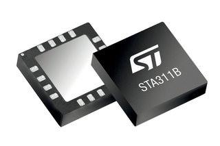 STMicroelectronics представила 8-канальный чип с поддержкой HD-аудио