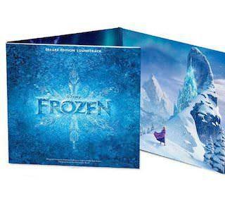 Disney выпустила саундтрек мультфильма «Холодное сердце» на виниле