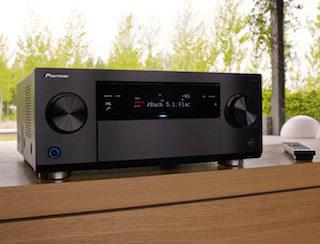 Pioneer представила AV-ресиверы серии LX с поддержкой Dolby Atmos