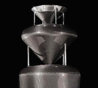 Необычная акустика AlkеmiaVero Benvenuto: звезда в карбоне