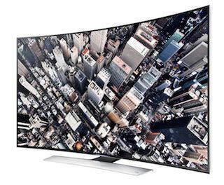 Samsung объявила об осеннем старте продаж 78-дюймового вогнутого LED-телевизора