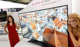 LG сосредоточится на производстве OLED-телевизоров