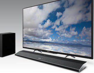 Саундбар Sony HT-CT370: для телевизоров от 40 дюймов